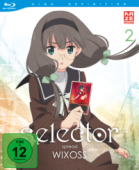 Selector Spread Wixoss - Vol.2 [Blu-ray]