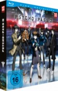 Psycho-Pass 2 - Vol.1/2 [Blu-ray]: Limited Edition + Sammelschuber