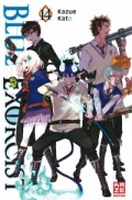 Blue Exorcist - Bd.14: Kindle Edition