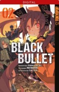 Black Bullet - Bd.02: Kindle Edition