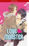 Love Monster: Kindle Edition