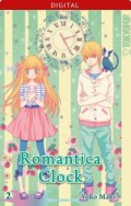 Romantica Clock - Bd.02: Kindle Edition