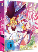 No Game No Life - Vol.1/3: Limited Editon [Blu-ray] + Sammelschuber