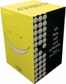 Assassination Classroom - Box: Bd.01-08