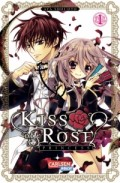 Kiss of Rose Princess - Bd.01: Kindle Edition