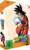 Dragonball Z Kai - Box 01/10