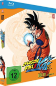 Dragonball Z Kai - Box 01/10 [Blu-ray]