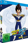 Dragonball Z Kai - Box 02/10 [Blu-ray]