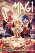Magi: The Labyrinth of Magic - Bd.17: Kindle Edition