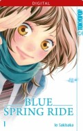 Blue Spring Ride - Bd.01: Kindle Edition