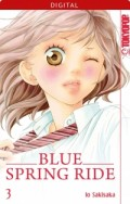 Blue Spring Ride - Bd.03: Kindle Edition