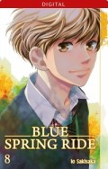 Blue Spring Ride - Bd.08: Kindle Edition