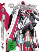 Eureka Seven - Box 1/2: Digipack