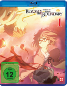 Beyond the Boundary: Kyokai no Kanata - Vol.1/4 [Blu-ray]