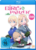 Girls und Panzer: OVA Collection [Blu-ray]