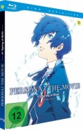 Persona 3: The Movie #01 - Spring of Birth - Director's Cut [Blu-ray]