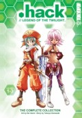 .hack//Legend of the Twilight - Vol.01: Omnibus Edition (Vol.01-03)