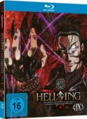 Hellsing Ultimate - Vol.09/10: Mediabook Edition [Blu-ray]