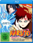 Naruto: Staffel 8+9 [Blu-ray]