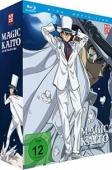 Magic Kaito: Kid the Phantom Thief - Vol. 1 + Sammelschuber [Blu-ray]