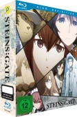 Steins;Gate - Vol.1 [Blu-ray]: Limited Edition + Sammelschuber