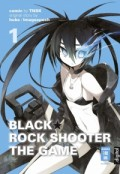 Black Rock Shooter: The Game - Bd.01: Kindle Edition