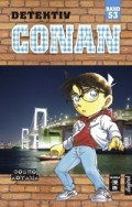 Detektiv Conan - Bd.53: Kindle Edition