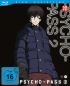 Psycho-Pass 2 - Vol.2/2 [Blu-ray]