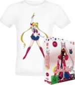 Sailor Moon R - Box 2 + T-Shirt