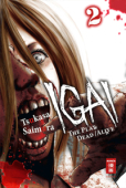 Igai: The Play Dead/Alive - Bd.02
