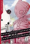 Knights of Sidonia - Bd.13