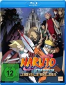 Naruto - Movie 2: Die Legende des Steins von Gelel [Blu-ray]