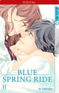 Blue Spring Ride - Bd.13: Kindle Edition