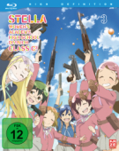 Stella Women's Academy: High School Division Class C³ - Vol.3/3: Mediabook Edition [Blu-ray]