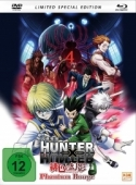 Hunter x Hunter: Phantom Rogue - Limited Mediabook-Edition [DVD + Blu-ray]