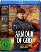 Jackie Chan: Armour of God - Box [Blu-ray]