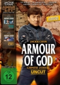 Jackie Chan: Armour of God - Box