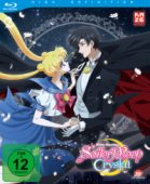 Sailor Moon Crystal - Vol.2/6 [Blu-ray]