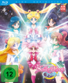 Sailor Moon Crystal - Vol.4/6 [Blu-ray]