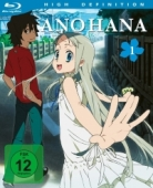 AnoHana - Vol.1/2 [Blu-ray]