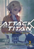 Attack on Titan: The Harsh Mistress of the City - Bd.02