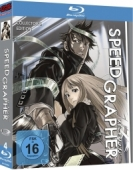 Speed Grapher -  Collector's Edition [Blu-ray]