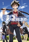 UQ Holder! - Bd.01: Kindle Edition
