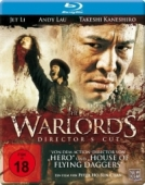 The Warlords: Director's Cut - Limited Steelbook Edition [Blu-ray]