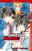 Shinshi Doumei Cross: Allianz der Gentlemen - Bd.07: Kindle Edition