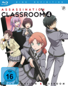 Assassination Classroom - Vol.4 [Blu-ray]
