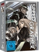 Speed Grapher - Collector's Edition