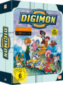 Digimon Adventure - Vol. 1/3: Limited Edition + Sammelschuber