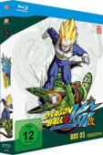 Dragonball Z Kai - Box 05/10 [Blu-ray]