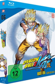 Dragonball Z Kai - Box 06/10 [Blu-ray]